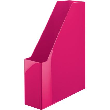 HAN Stehsammler i-Line NEW COLOURS, Kunststoff, pink