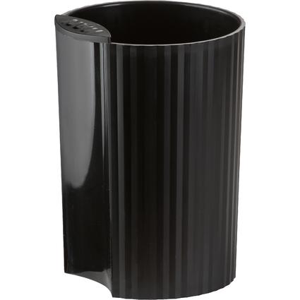 HAN Stifteköcher LOOP, Kunststoff, schwarz