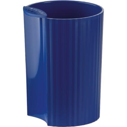 HAN Stifteköcher LOOP, Kunststoff, blau