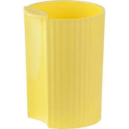 HAN Stifteköcher LOOP, Kunststoff, gelb, i-Colour-Farben