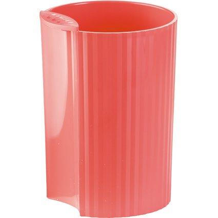 HAN Stifteköcher LOOP, Kunststoff, rot, i-Colour-Farben