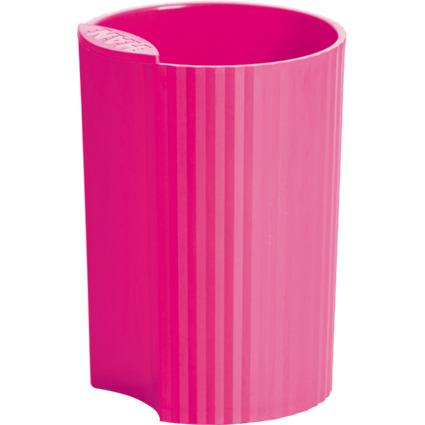 HAN Stifteköcher LOOP Trend Colour, Kunststoff, pink