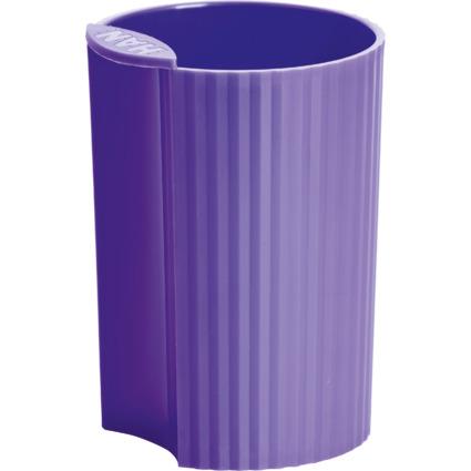 HAN Stifteköcher LOOP Trend Colour, Kunststoff, lila