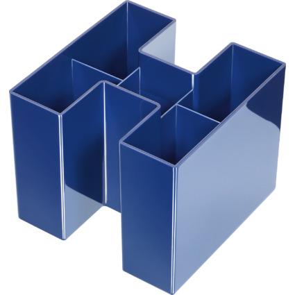 HAN Multiköcher BRAVO, 5 Fächer, blau