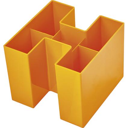 HAN Multiköcher BRAVO Trend Colour, 5 Fächer, orange