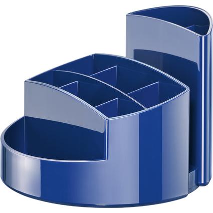 HAN Multiköcher RONDO, 9 Fächer, blau