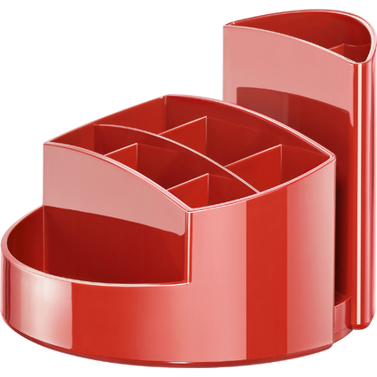 HAN Multiköcher RONDO, 9 Fächer, rot