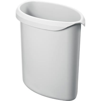 HAN Abfall-Einsatz für Papierkorb 1814-F, 1814-S, lichtgrau