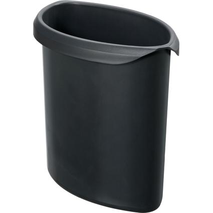 HAN Abfall-Einsatz für Papierkorb 1814-F, 1814-S, schwarz