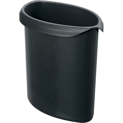 HAN Abfall-Einsatz für Papierkorb 18130 und 18200, schwarz