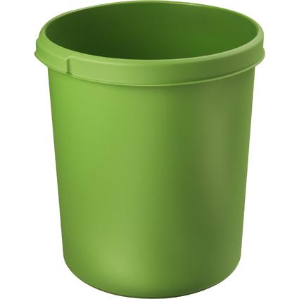 HAN Papierkorb STANDARD, 30 Liter, rund, grün