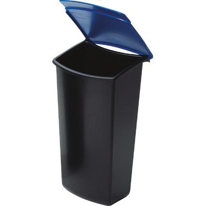 HAN Abfall-Einsatz für Papierkorb 1840, schwarz/blau