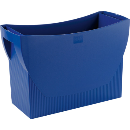 HAN Hängeregistratur-Box SWING, Kunststoff, blau