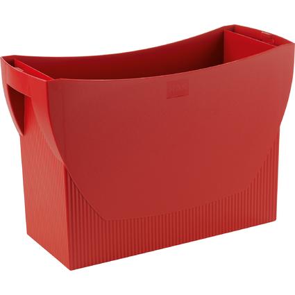 HAN Hängeregistratur-Box SWING, Kunststoff, rot