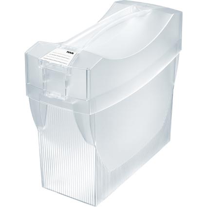 HAN Hängeregistratur-Box SWING-PLUS-COMFORT, glasklar-trans.