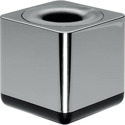 HAN Klammernspender i-Line, Kunststoff, chrome/schwarz