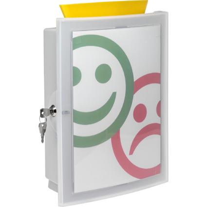 HAN Briefkasten IMAGE'IN, lichtgrau