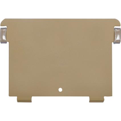 HAN Stützplatte für Holz-Karteikästen und -tröge A6 quer