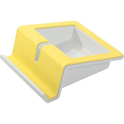 "HAN Tablet-PC-Ständer ""Tablet Stand UP"", gelb"