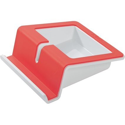 """HAN Tablet-PC-Ständer """"Tablet Stand UP"""", rot"""