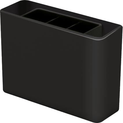 HAN Stifteköcher smart-Line, Kunststoff, schwarz