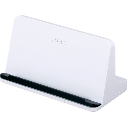 HAN Tablet-PC-Ständer smart-Line, hochglänzend, weiß