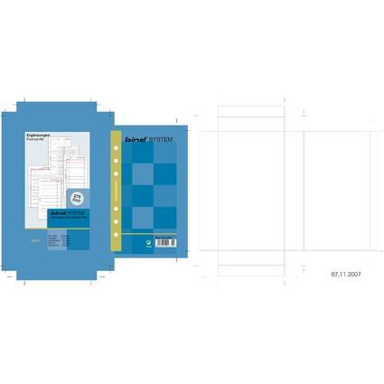 bind Ergänzungspaket für bind-Terminplaner A6, Modell T600