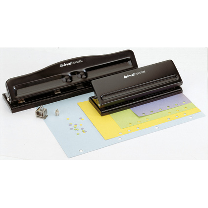 bind-System Locher Modell T-5005, für A5 - A4 Formate