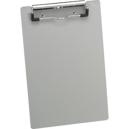 """SAUNDERS Klemmbrett """"Aluminium"""", für Format DIN A5 hoch"""