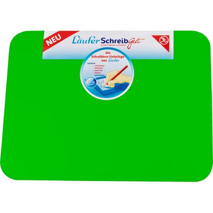 Läufer SchreibGut Schreiblernunterlage, Farbe: apfelgrün