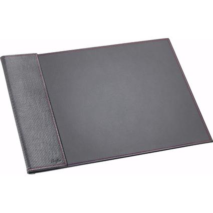 Läufer Schreibunterlage Concerto, 450 x 650 mm, schwarz