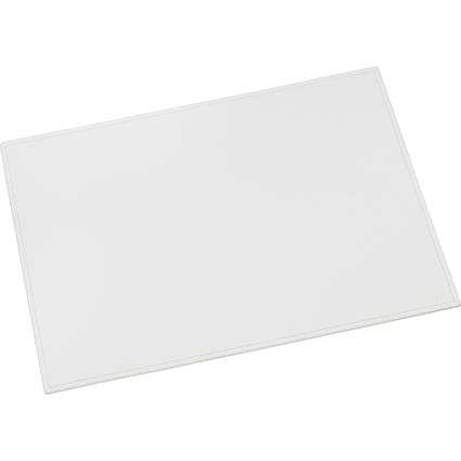 Läufer Schreibunterlage SCALA, 450 x 650 mm, weiß
