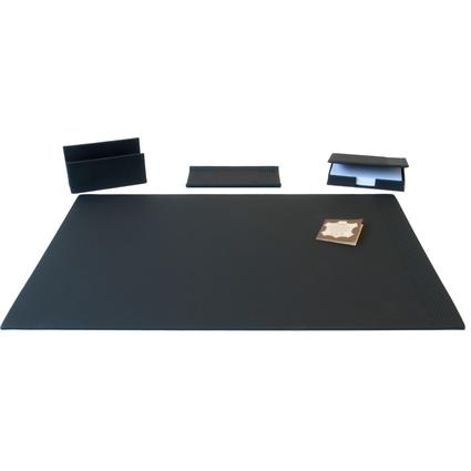 Läufer Schreibtisch-Set LA LINEA, 4-teilig, weiß