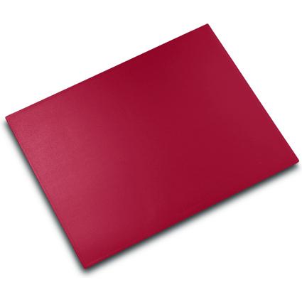 Läufer Schreibunterlage DURELLA, 400 x 530 mm, rot