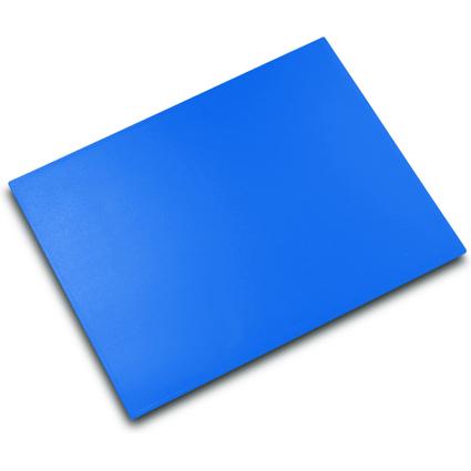 Läufer Schreibunterlage DURELLA, 400 x 530 mm, adria-blau