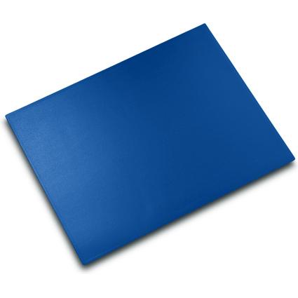 Läufer Schreibunterlage DURELLA, 520 x 650 mm, blau