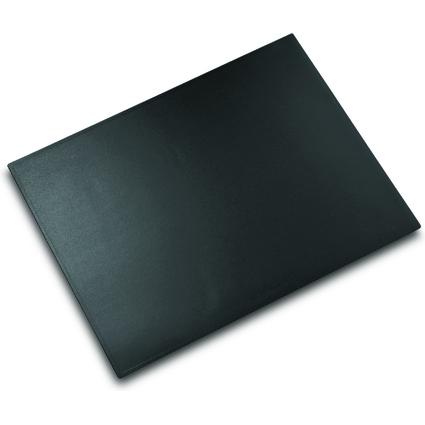 Läufer Schreibunterlage DURELLA, 520 x 650 mm, schwarz