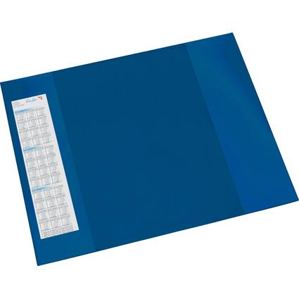 Läufer Schreibunterlage DURELLA D2, 520 x 650 mm, blau