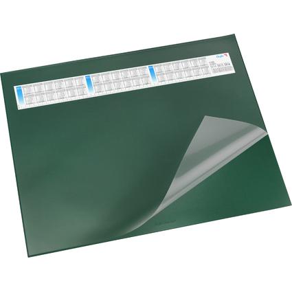 Läufer Schreibunterlage DURELLA DS, 520 x 650 mm, grün