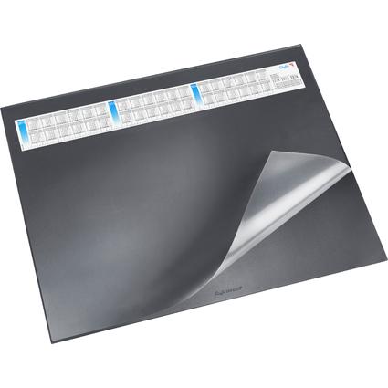 Läufer Schreibunterlage DURELLA DS, 520 x 650 mm, schwarz