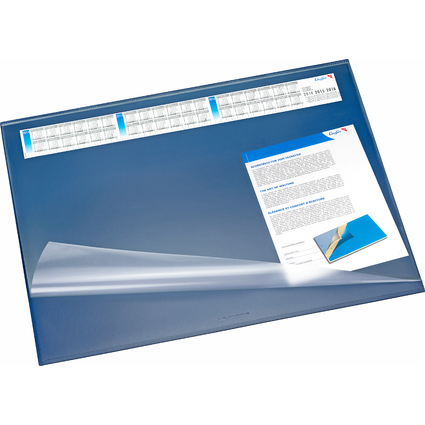 Läufer Schreibunterlage SYNTHOS VSP, 520 x 650 mm, blau