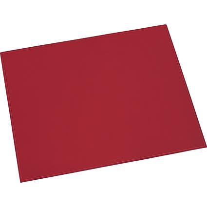Läufer Schreibunterlage SYNTHOS, 520 x 650 mm, rot