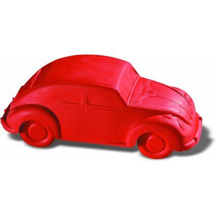 Läufer Kautschuk-Radierer VW-Käfer, farbig sortiert