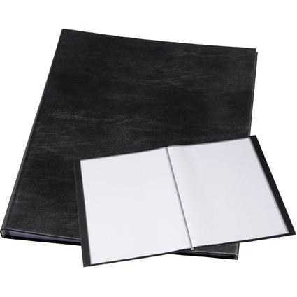 """rillstab Sichtbuch """"Original"""", DIN A3, 24 Hüllen, schwarz"""