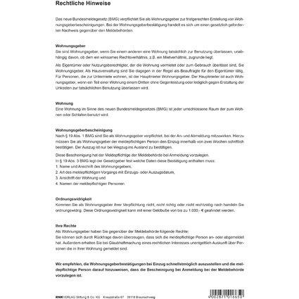"""RNK Verlag Vordruck """"Wohnungsgeberbescheinigung"""", DIN A4"""