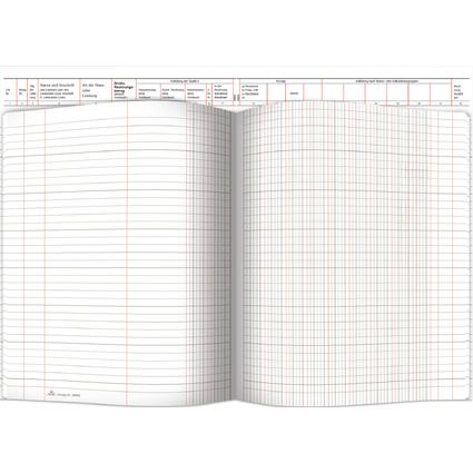 RNK Verlag Waren- und Rechnungseingangsbuch, DIN A4