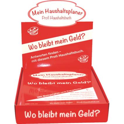 """RNK Verlag Haushaltsbuch Profi """"Wo bleibt mein Geld?"""""""