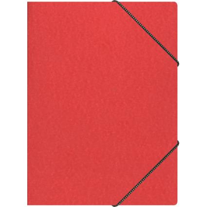 RNK Verlag Briefmarkenmappe, (B)180 x (H)250 mm, rot