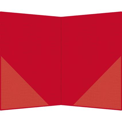 "RNK Verlag Urkundenmappe ""Grace Sunrise Red"""