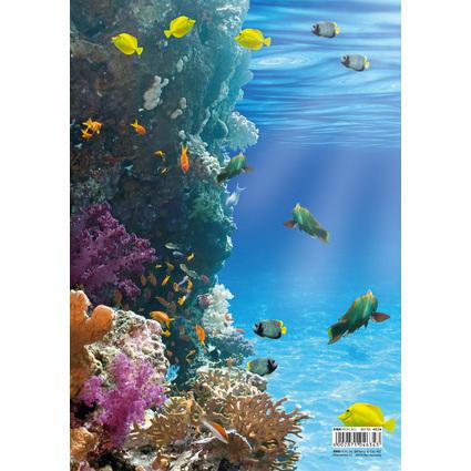 """RNK Verlag Zeichnungsmappe """"Unten im Meer"""", DIN A4"""